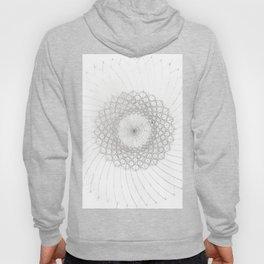 Geometrical Sunflower Hoody