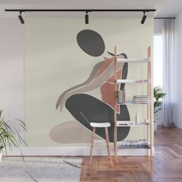 Woman Form I Wall Mural