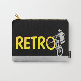 Retro Bike Carry-All Pouch