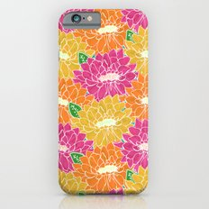 Paper Cut Floral iPhone 6s Slim Case