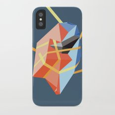 Held in Place iPhone X Slim Case