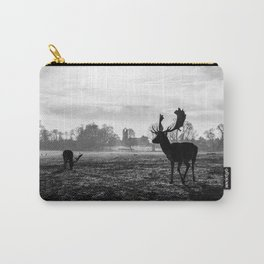 Deer in Petworth Park, West Sussex Carry-All Pouch