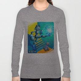 Krispe Kitsune Long Sleeve T-shirt