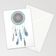 dream catcher 2 Stationery Cards