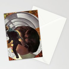 Portal to Mars Stationery Cards