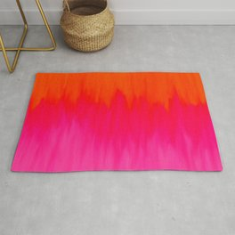 Bursting with Color Rug
