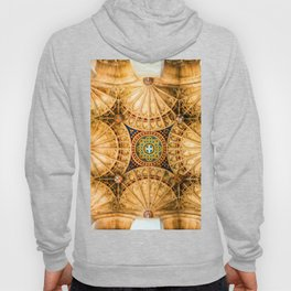 Canterbury Cathedral Ceiling Hoody