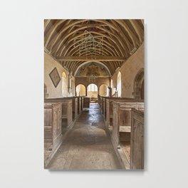 Holy Sepulchre Warminghurst Metal Print