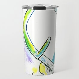 I Am Peace Travel Mug