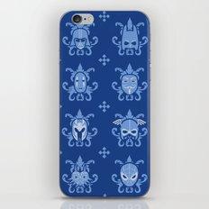 DaMasks iPhone & iPod Skin