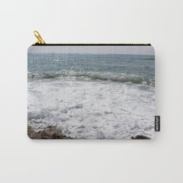 Bubbles in the Ocean Carry-All Pouch