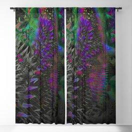 Otherworldly Garden Blackout Curtain