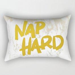 Nap Hard Rectangular Pillow