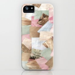 A Thought iPhone Case
