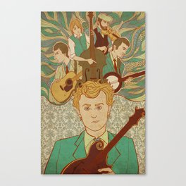 Punch Brothers 2 Canvas Print