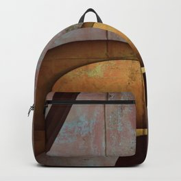 Through The Cracks Backpack