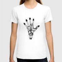 henna T-shirts featuring Henna II by Pea Press
