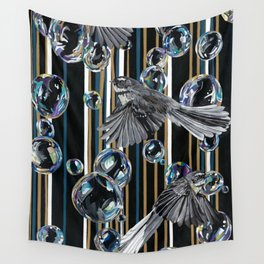 Floating Free Wall Tapestry