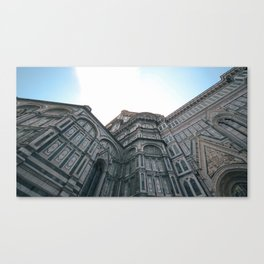 The Duomo - Cathederal Canvas Print