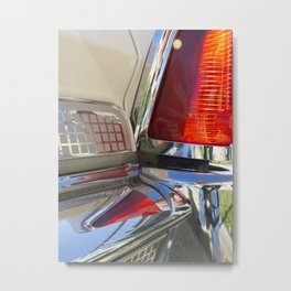 Red Light Metal Print