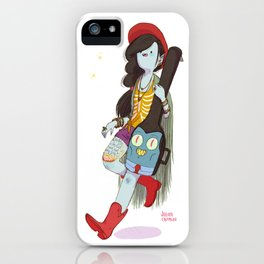Bass Case iPhone Case