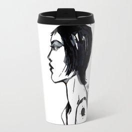 Profile Study Travel Mug