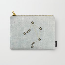 Libra x Astrology x Zodiac Carry-All Pouch