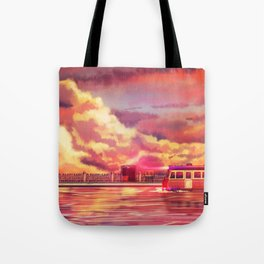 Sixth Station Tote Bag