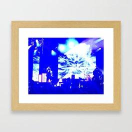 Charlotte Panic! At The Disco Framed Art Print