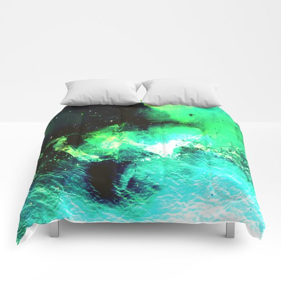 The Philosophy of Green Comforters