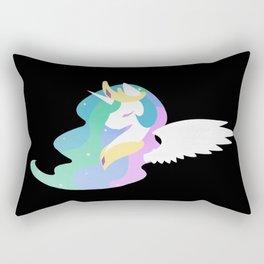 Celestia Bust Rectangular Pillow