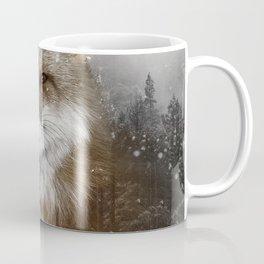 Fox Stare Coffee Mug
