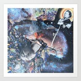 Rebirth in the Movement Art Print