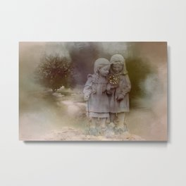 Childhood Wonders Metal Print