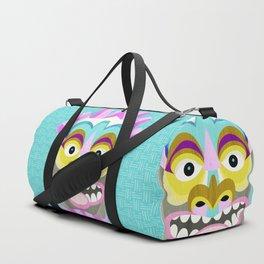 Hawaiian Tiki Aloha Duffle Bag