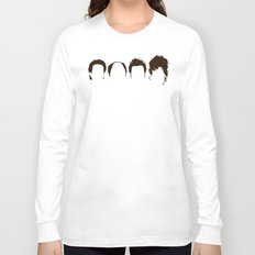Seinfeld Hair Long Sleeve T-shirt