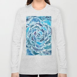 Water color dolphins Long Sleeve T-shirt