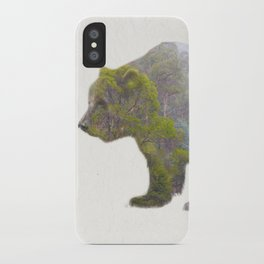 The Grizzly Bear iPhone Case