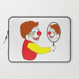 The Happy Clown Laptop Sleeve