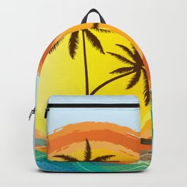 Enjoy summer Backpack