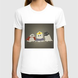 Ghost Cosplay T-shirt