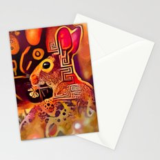 Sunrise Breakfast Stationery Cards