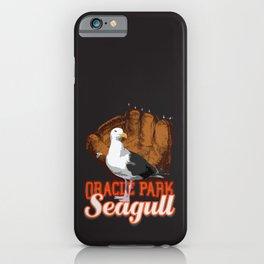 San Francisco Seagull iPhone Case