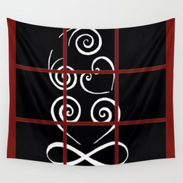 Tiki Wall Tapestry