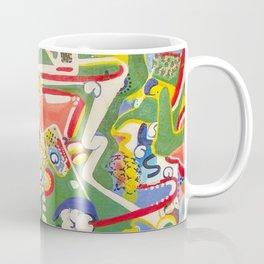Who Does Your Love Serve? Coffee Mug