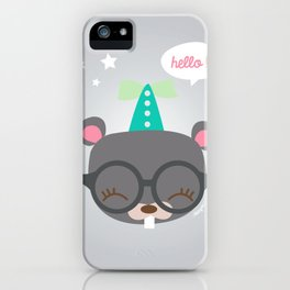 Castor - Collection Dandynimo's -  iPhone Case