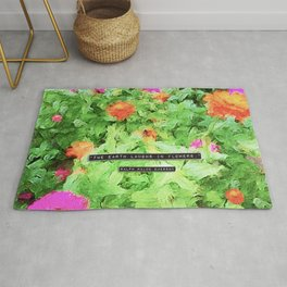Emerson on Flowers Rug