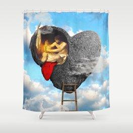 Inner Sanctum Shower Curtain
