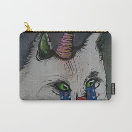 The cat - unicorn Carry-All Pouch