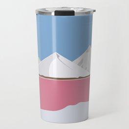 Salt Flats Travel Mug